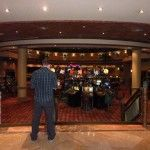 The casino at the hotel