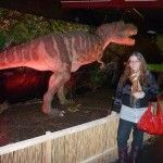 Nice T-Rex and my Girl