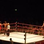 Mark Henry and Kofi vs Big show and the Miz